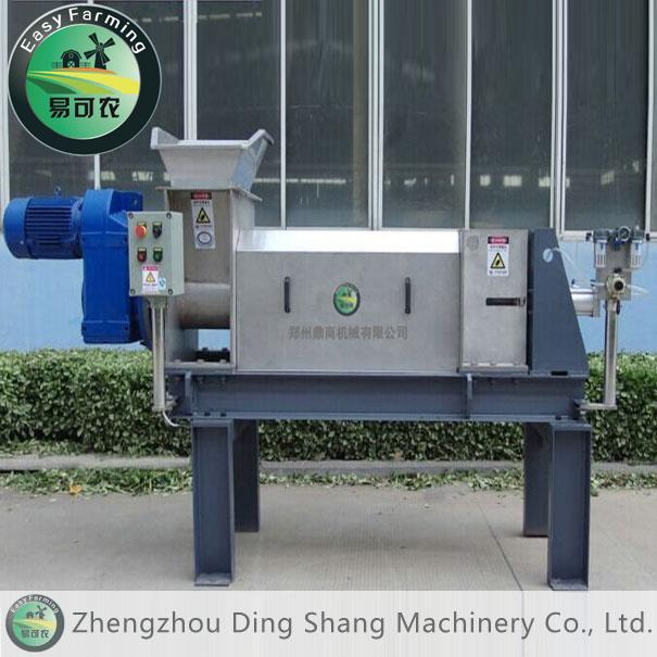 Spiral Extrusion Type Drying Equipment Etazfl-120