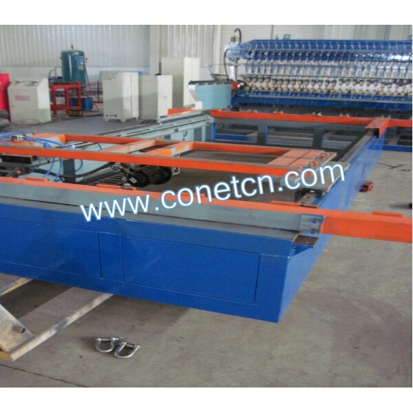 Made in China Leading Quality Steel Wire Mesh Welding Machine Factory