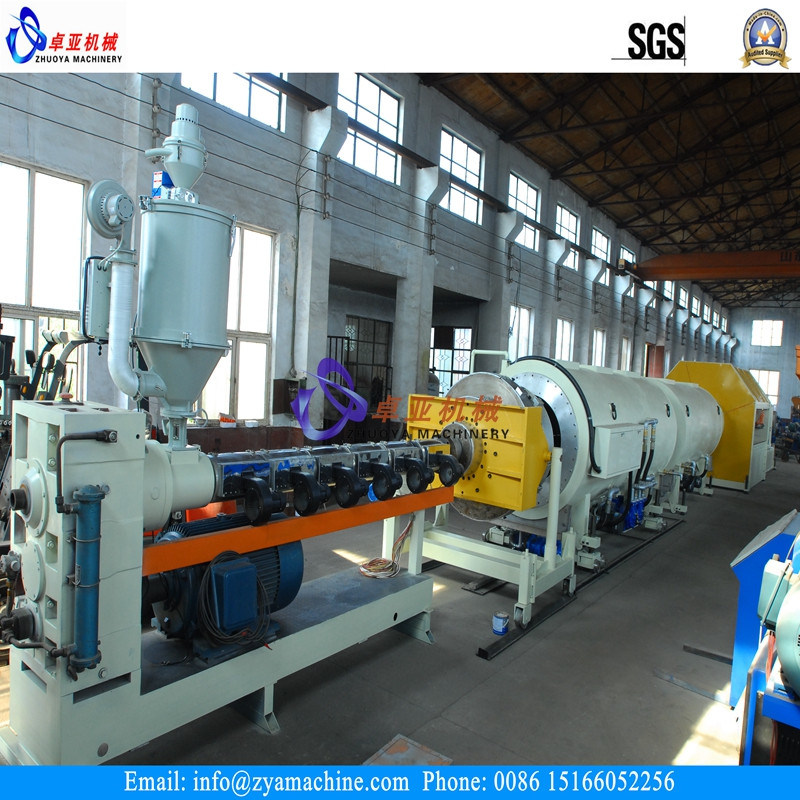 HDPE Pipe Extrusion Machine Line/HDPE Pipe Making Machine Line
