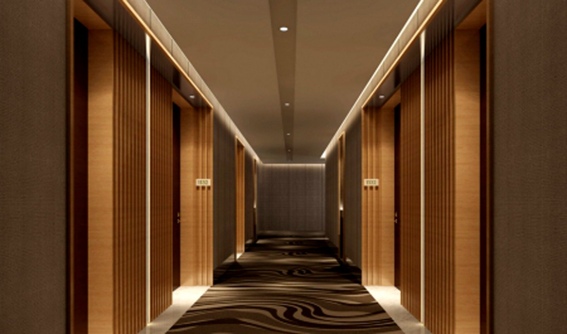 Modern Hotel Furniture of Hotel Hall Project