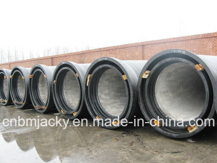 Ductile Iron Pipe Dn1000 T-Type/Self-Restrained K8/K9/K12
