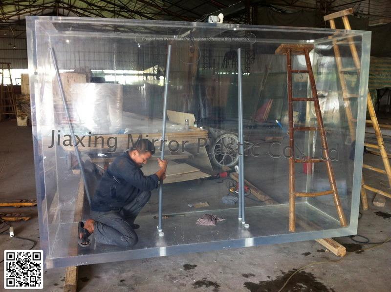 Acrylic Aquarium Mr007