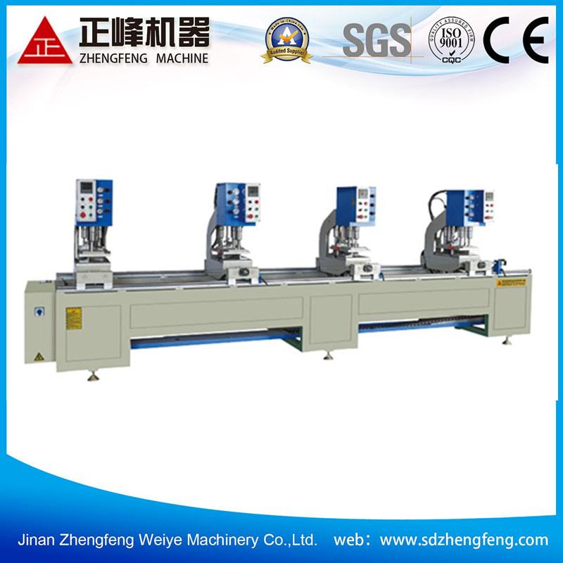 Four Head Seamless Welding Machine for PVC Doors