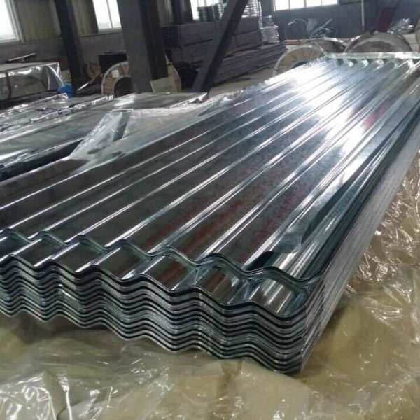 0.12-0.8mm Steel Products Roofing Sheet Corrugated Galvanized Steel Sheet
