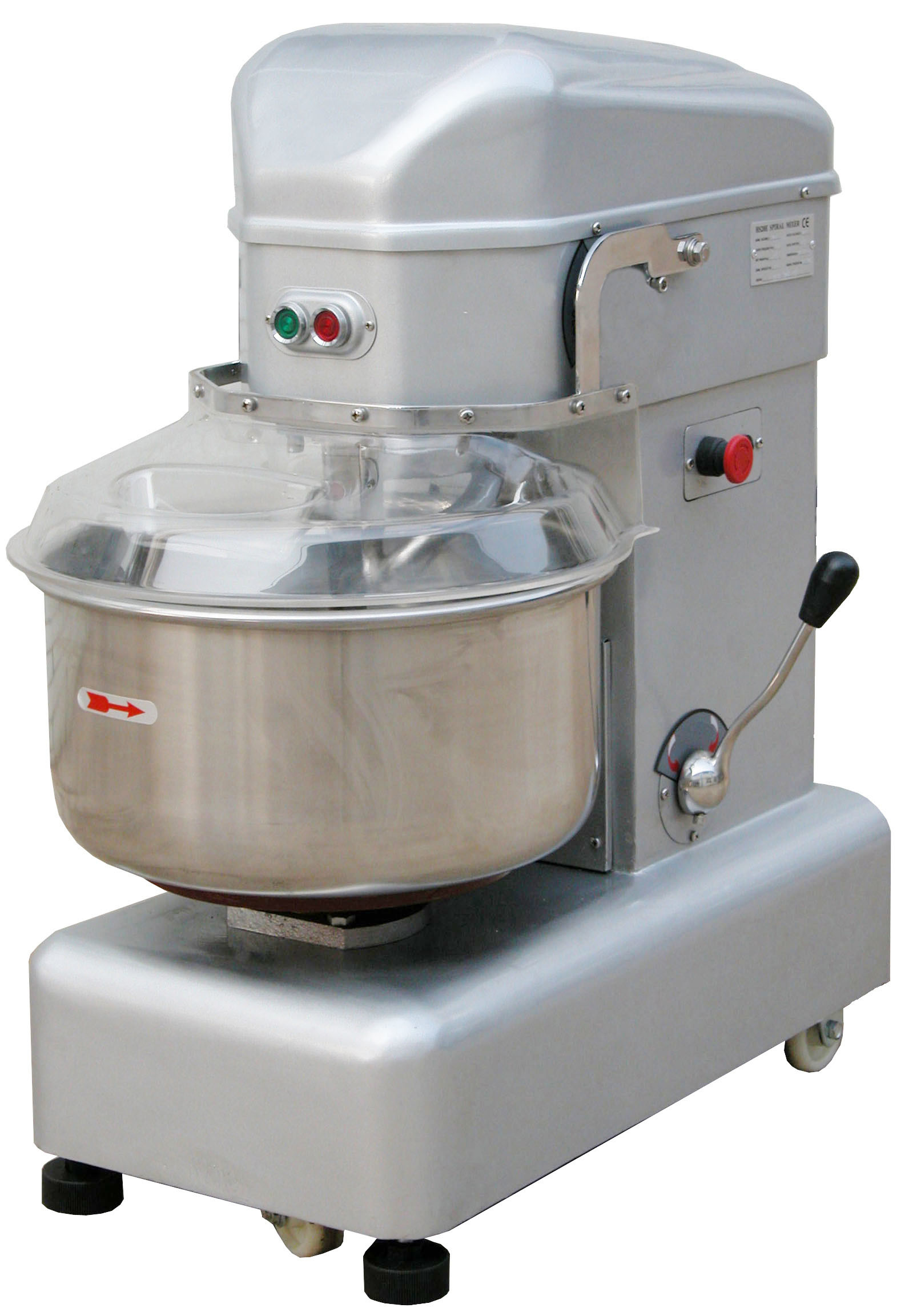 Dough Mixer, Spiral Mixer with CE