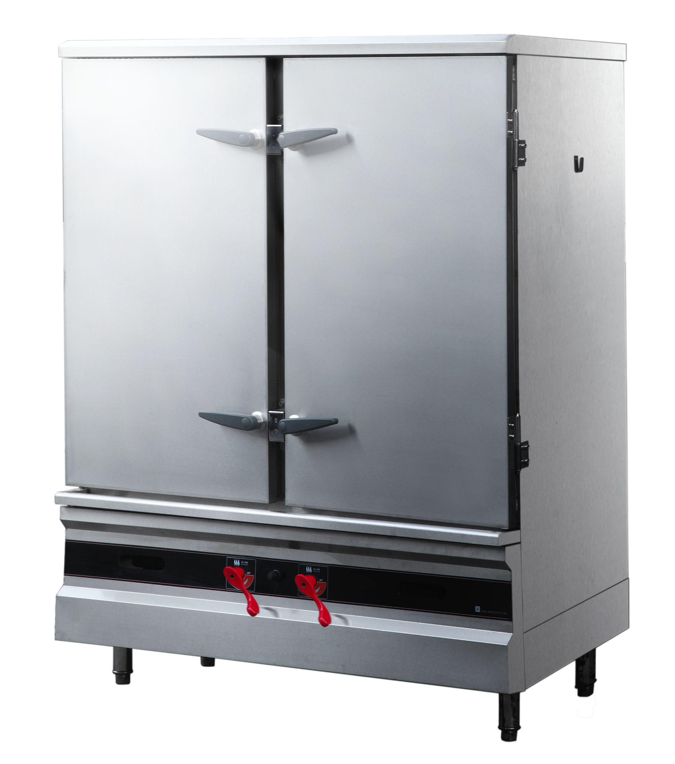 Commercial Butterfly Door Food Steamer (FGNE322RN) ---Gas
