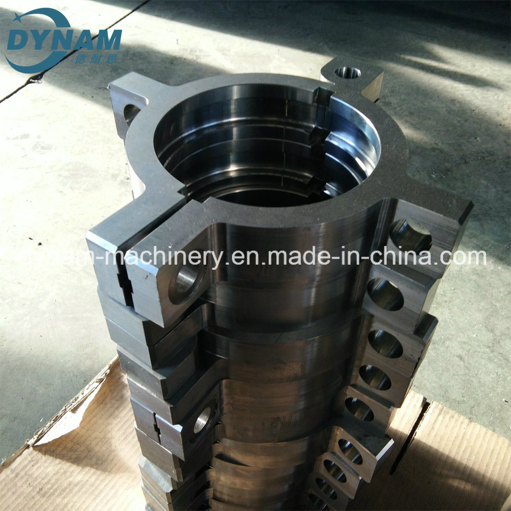 Alloy Steel Forging Part Cross Fixed Frame Precision CNC Machining