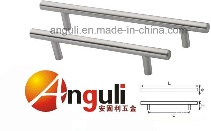 T Bar Handle Solid Hollow Stainless Steel Handle