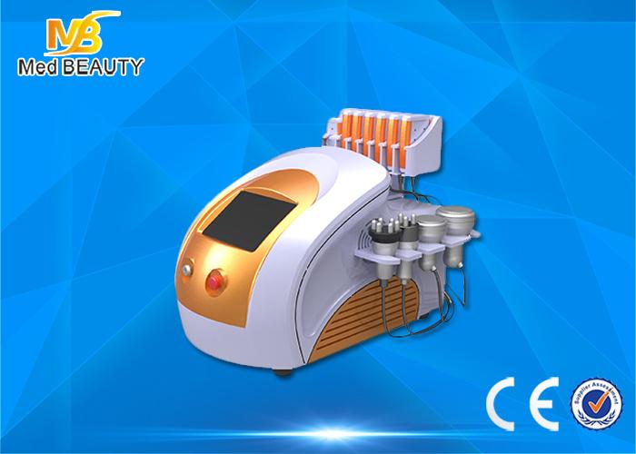 Lipo Laser Cavitation RF Vacuum Lipo Cold Laser Slimming (MB660plus)