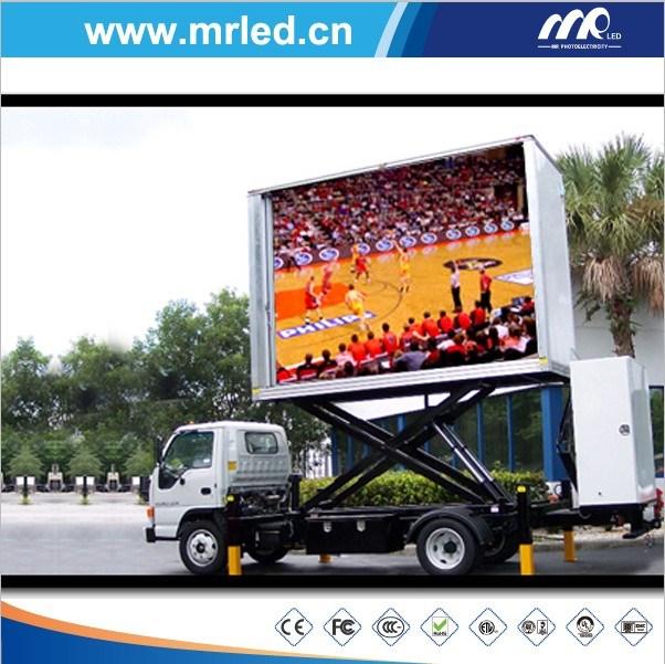 High Resolutin Digital Mobile LED Display/LED Moving Sign
