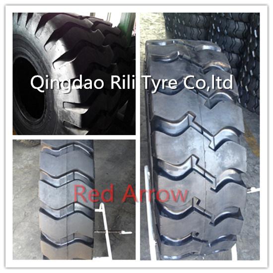 OTR Tire / Bias Tire for Loader Truck (1200-16/ 1000-16 /900-16)