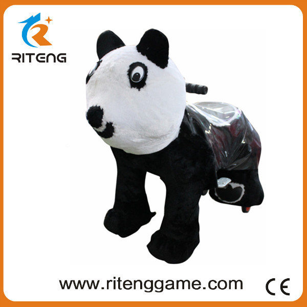 Coin Operated Animal Amusement Rides Machine for Sale