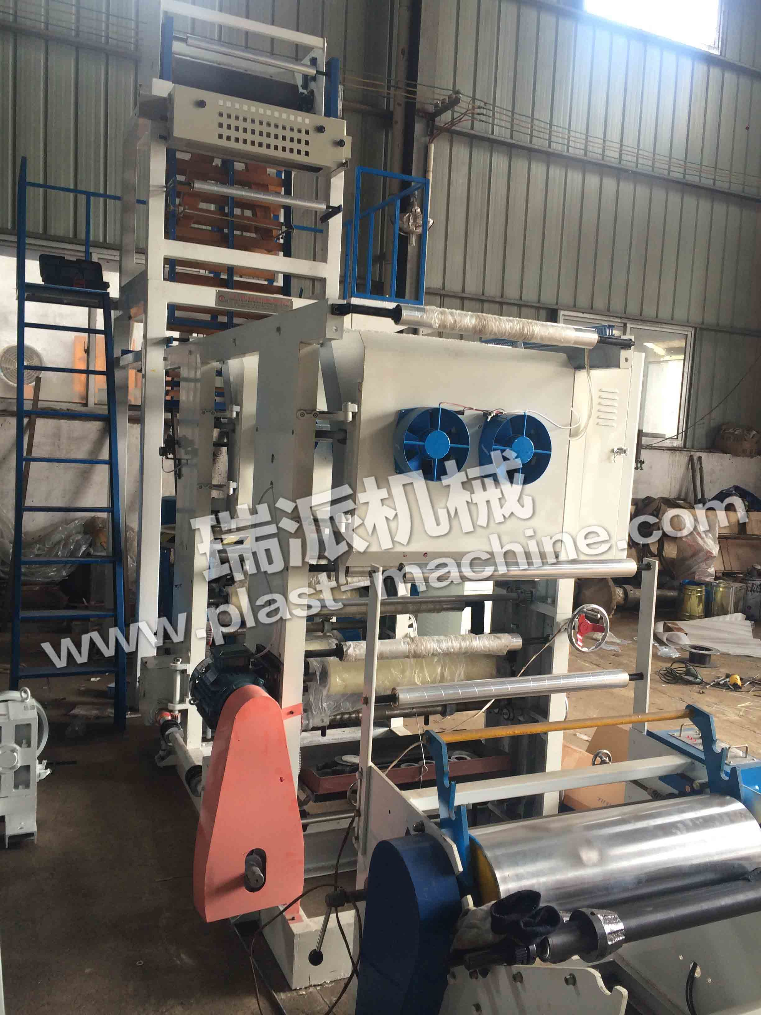 Easily Operate Film Extruder Gravure Printing Machine