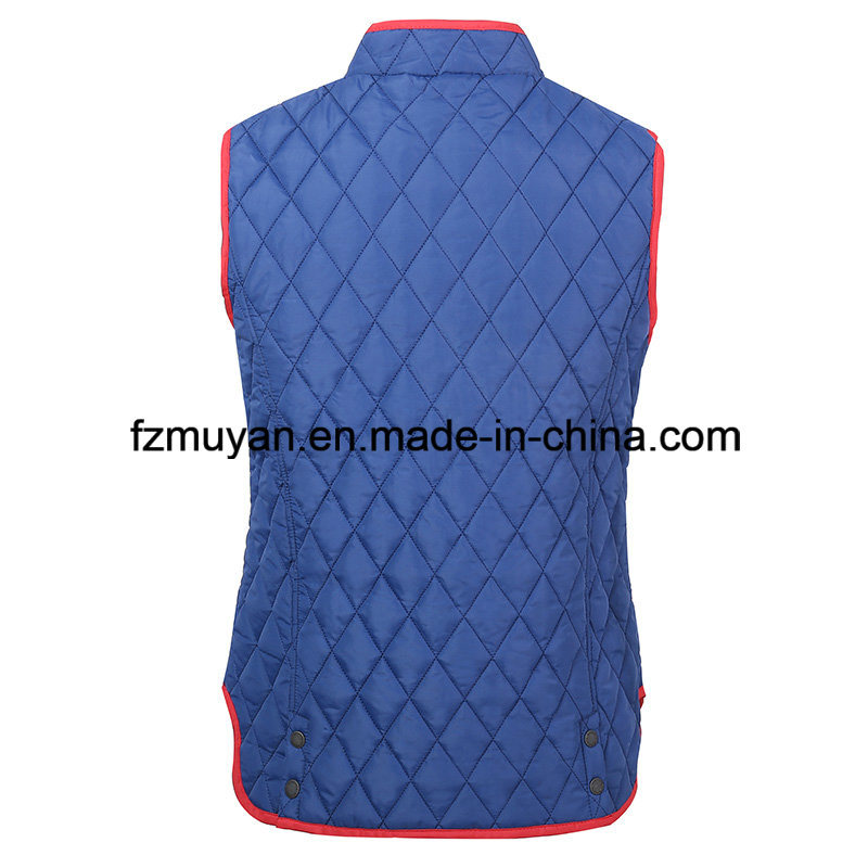 Sleeveless Soft Shell with Cotton Vest