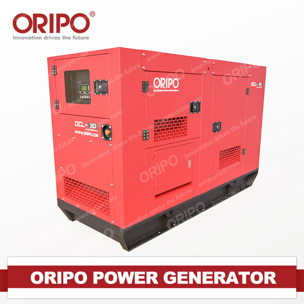160kw 200kVA Electrical Power Machine Silent Diesel Generator Set