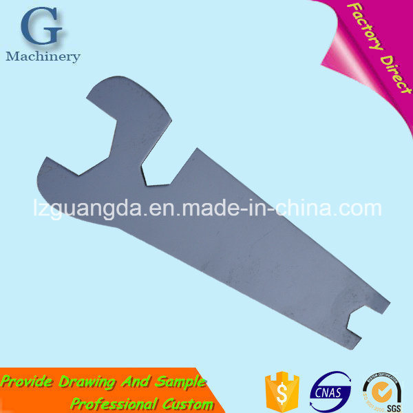 Wholesale OEM Sheet Metal Stamping Simple Wrench Part