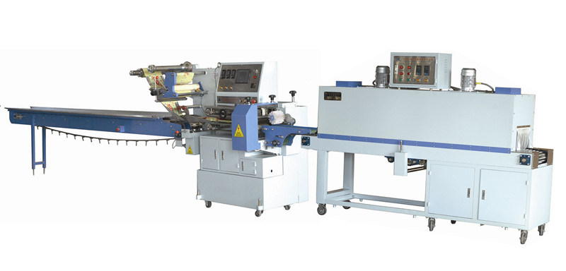 Heat Shrink Automatic Packing Machine