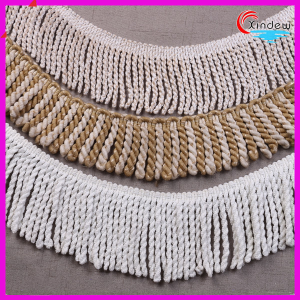 Rayon 8cm Fringe Soft Color