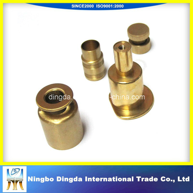 CNC Machining Brass Fastener