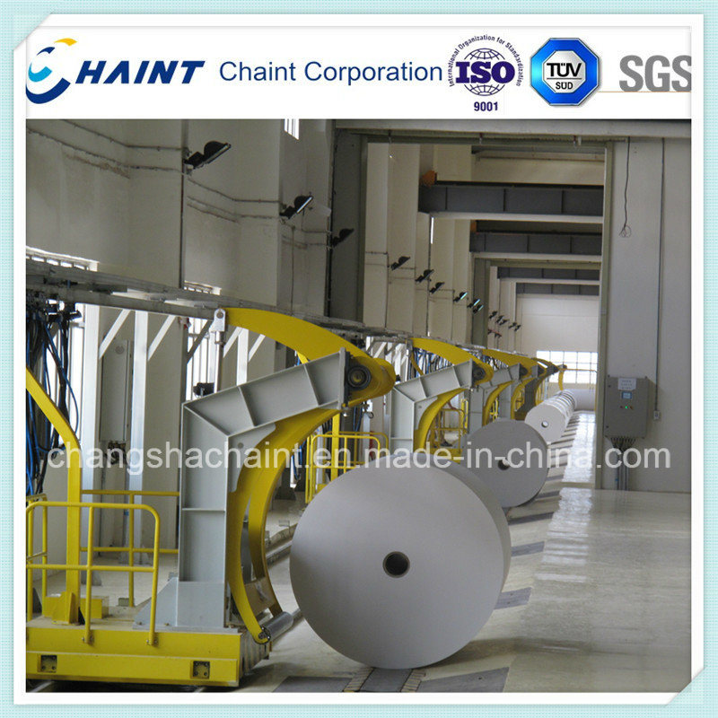 Roll Conveyor for Paper Mill - Chaint