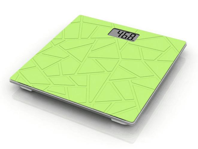 Anti-Slip Silicone Platform Personal Weighing Scale (BB4145)