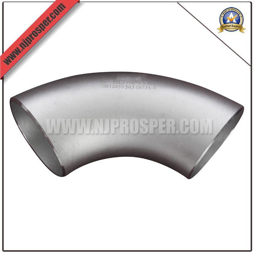 Stainless Steel Butt Welding Steel Elbow (YZF-F228)