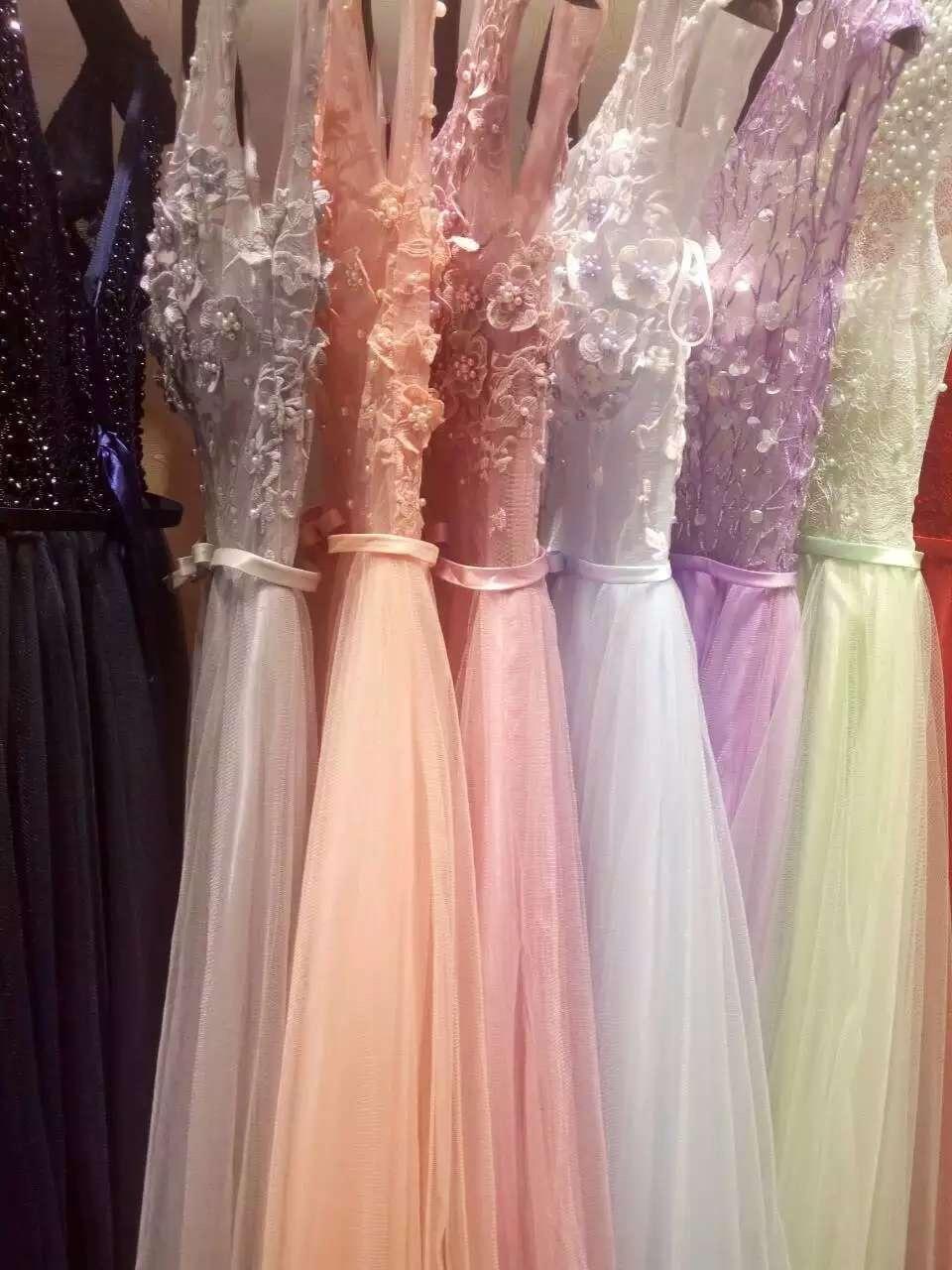 Custom Made Prom Dresses