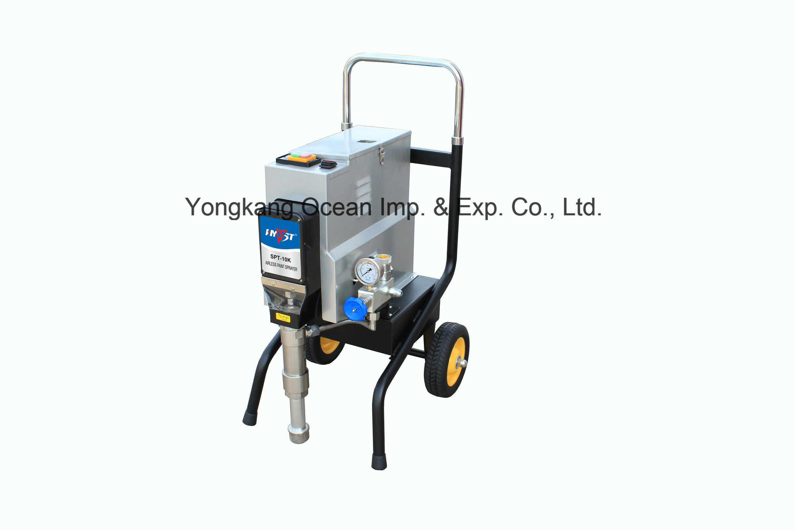 Hyvst Electric High Pressure Airless Paint Sprayer Spt-10k