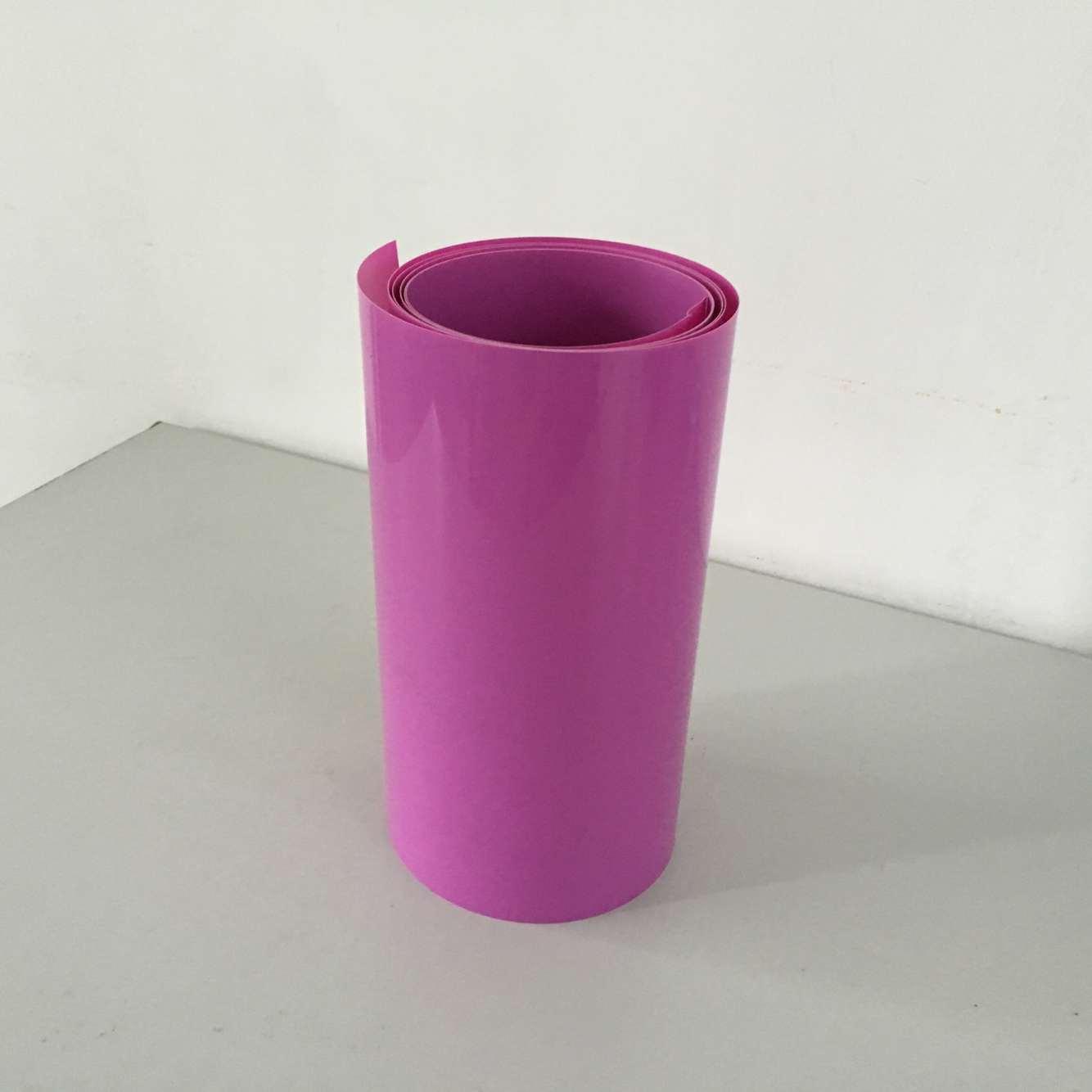 Virgin Transparent PVC Calender Rigid Film for Pharmaceutical Packing
