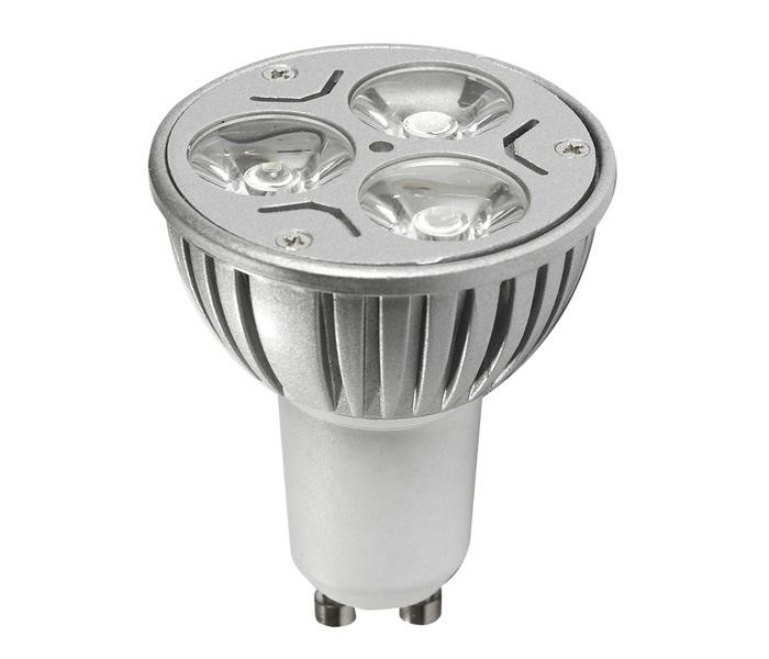 LED Spotlight with CREE LEDs (BL-HP3GU10-04)