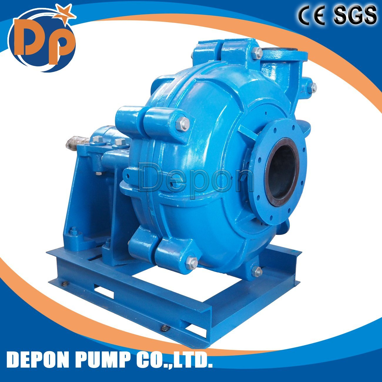 Centrifugal Slurry Pump for Mining