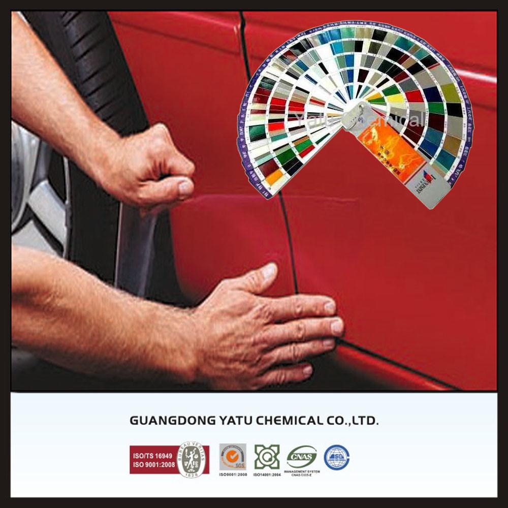 Maxytone M5 1k Basecoat Automotive Paint