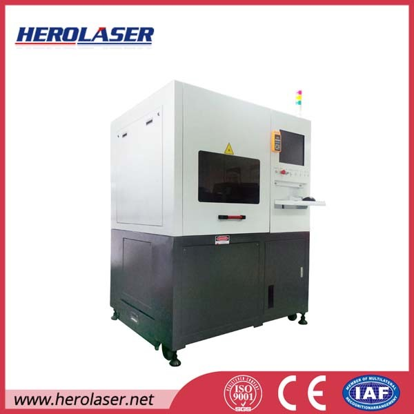 China Hotsale Small Size Precision Laser Cutting Machine for Hardware Processing