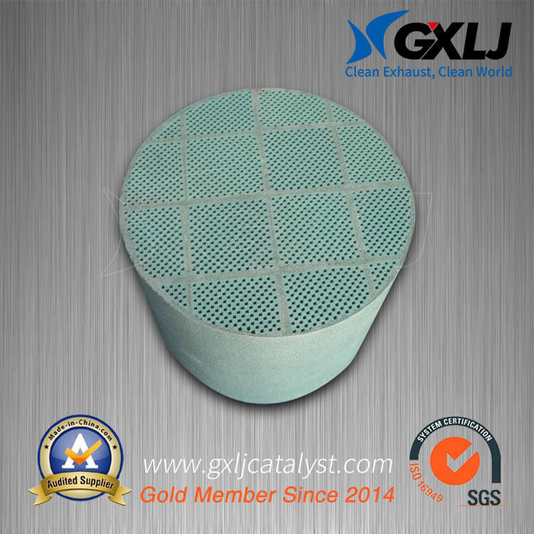 Sic Silicon Carbide DPF Catalyst Soot Filter