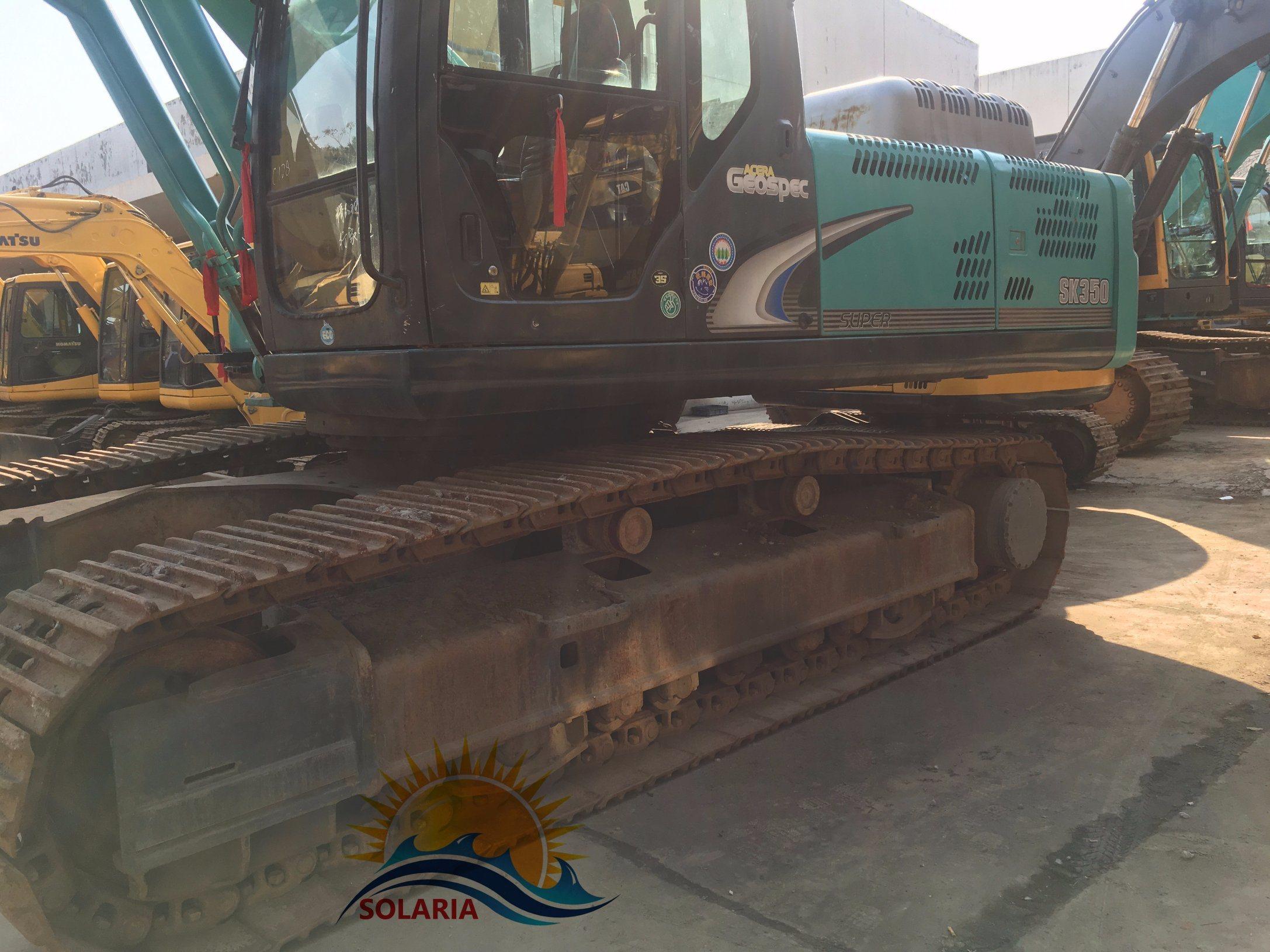 Used 35ton Excellent Crawler Excavator O...