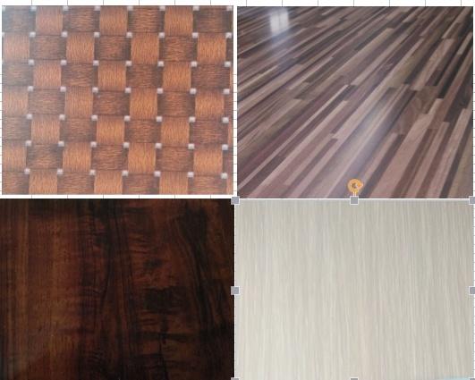 Melamine MDF, Color No. 2675, Size 1220X2440X18mm, Furniture MDF, Glossy MDF Board