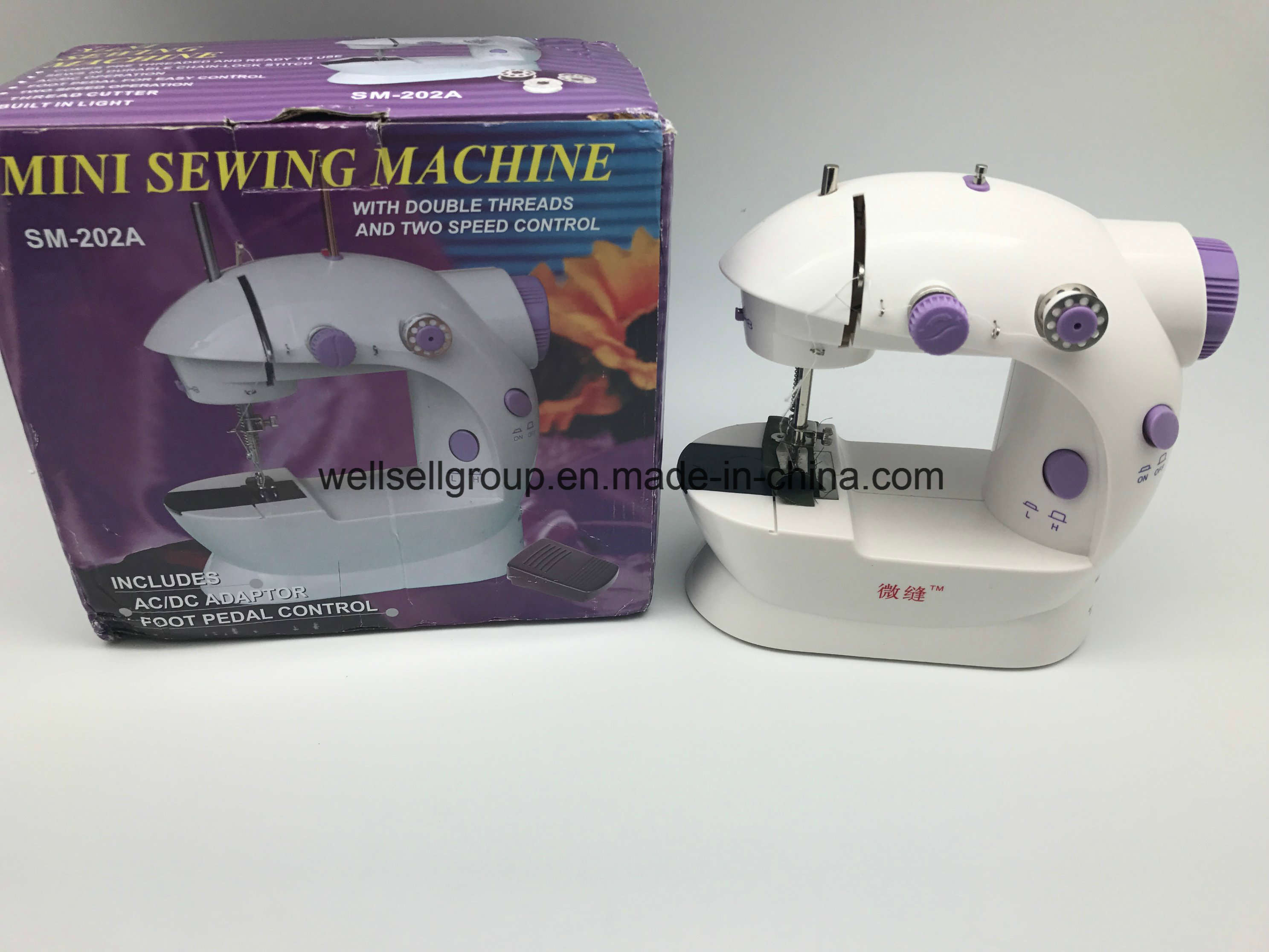 Electric Mini Household Sewing Machine