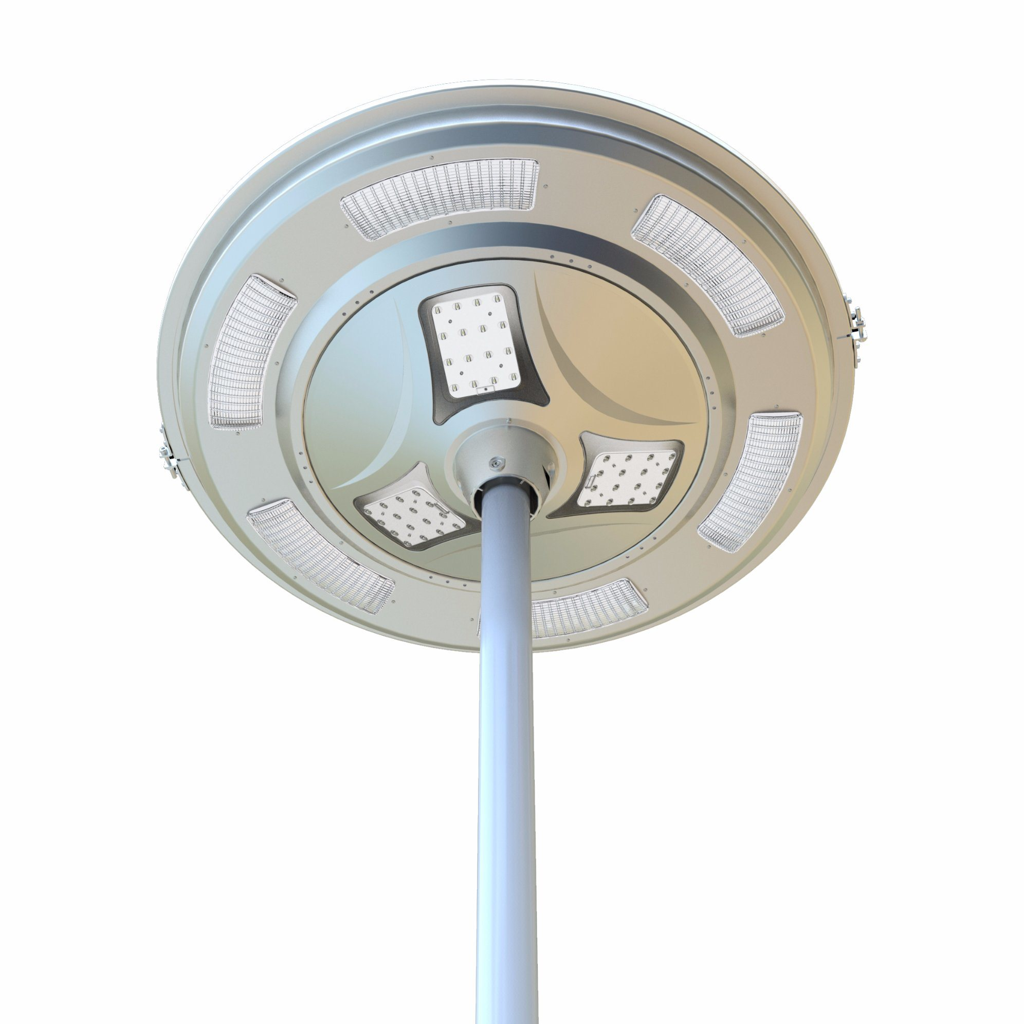LED Small Home Portable Solar Lighting Kits Products