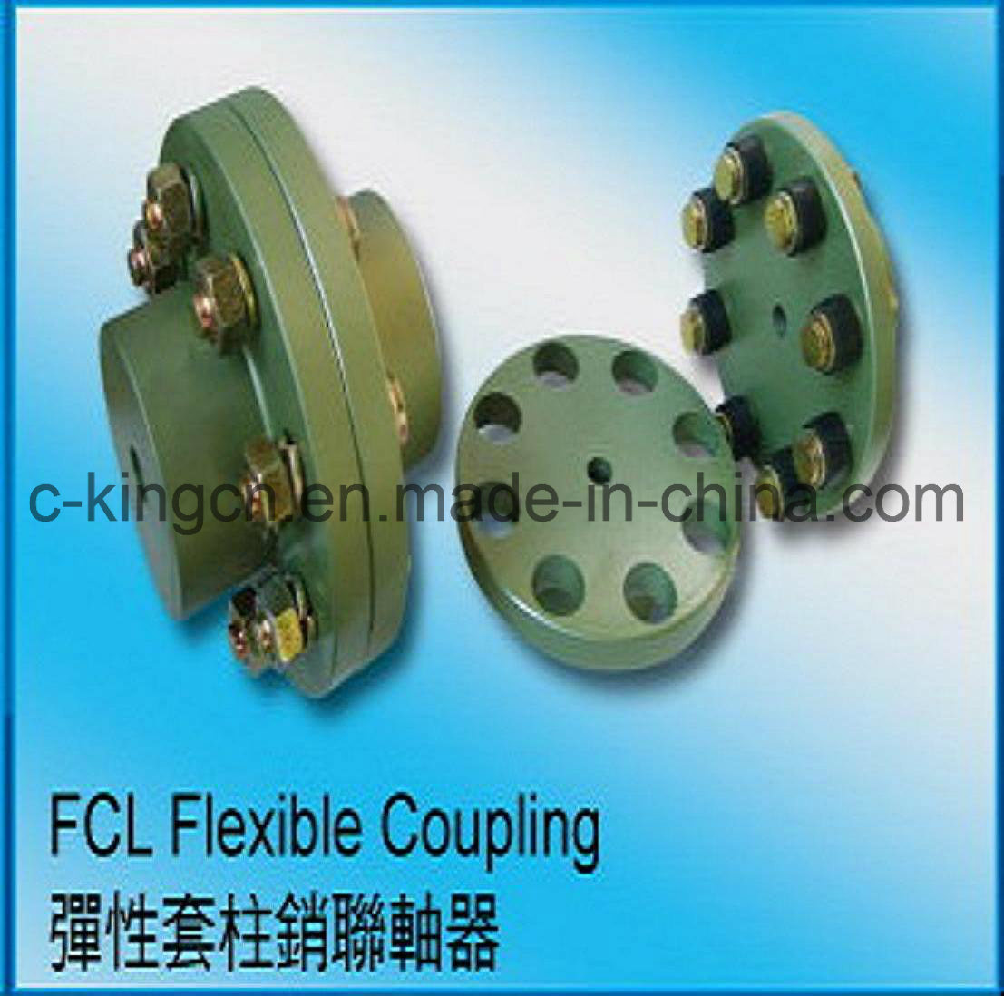 C-King Cast Iron Pin Bush FCL Flexible Coupling