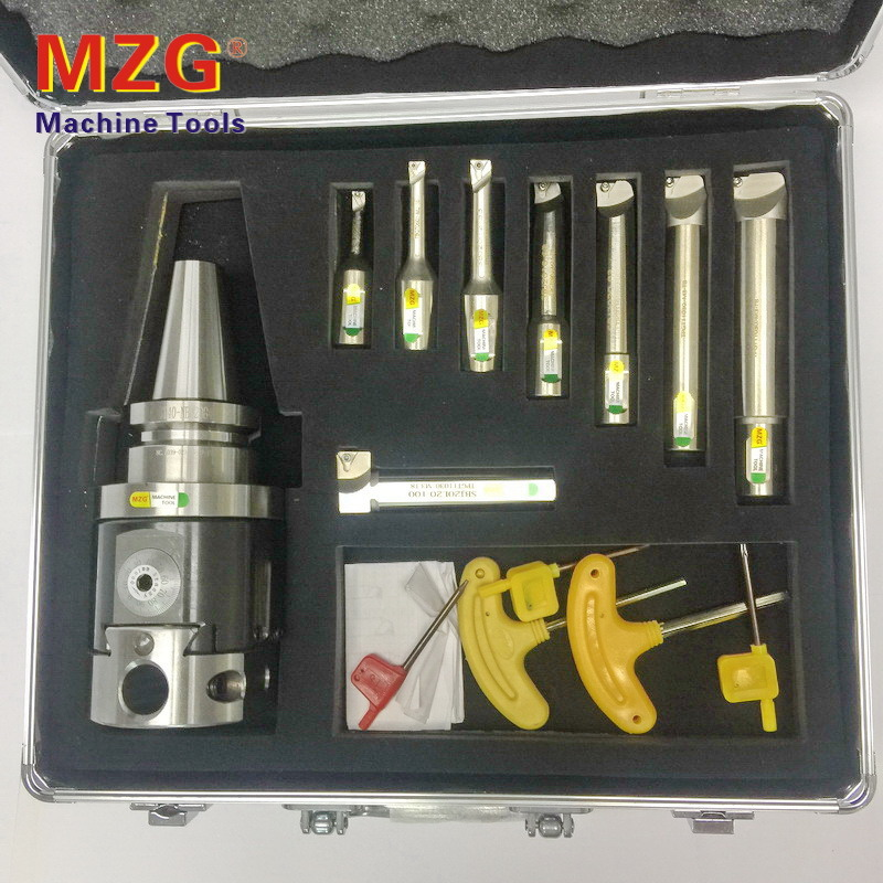Stainless Steel Machining Tool Multiple Turning Boring Bore