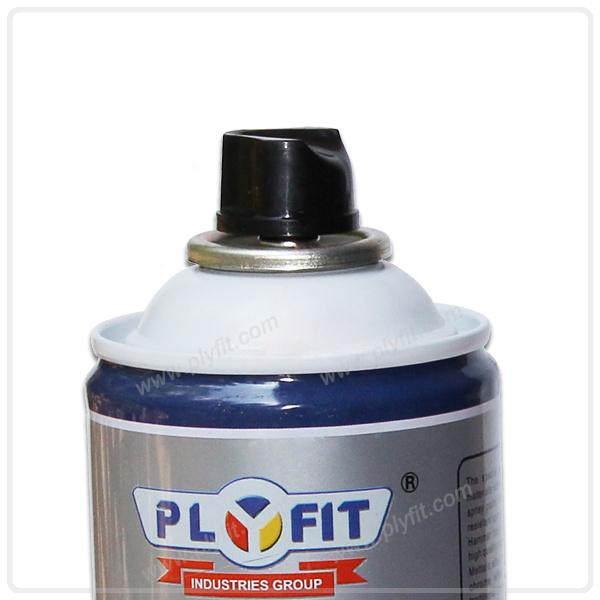 Silver Mirror Chrome Acrylic Aerosol Metallic Spray Paint