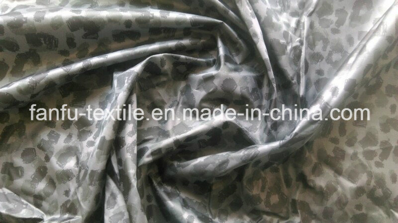 380t 100% Polyester Taffeta Printing PU Coating