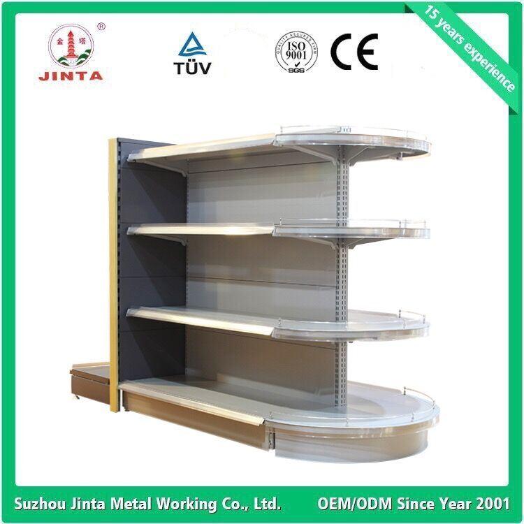 Factory Direct Metal Supermarket Shelf (JT-A05)