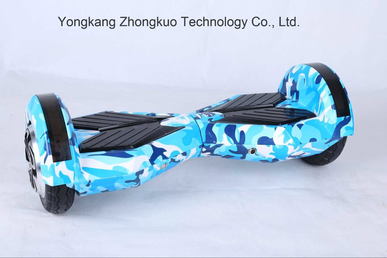 Attractive design 8 Inches Rambo Hoverboard Electric Low Price Great Pacing Balance Scooter