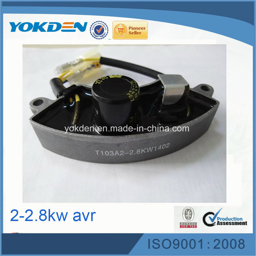 2kw Alumium or Plastic AVR for Gasoline Generator Parts