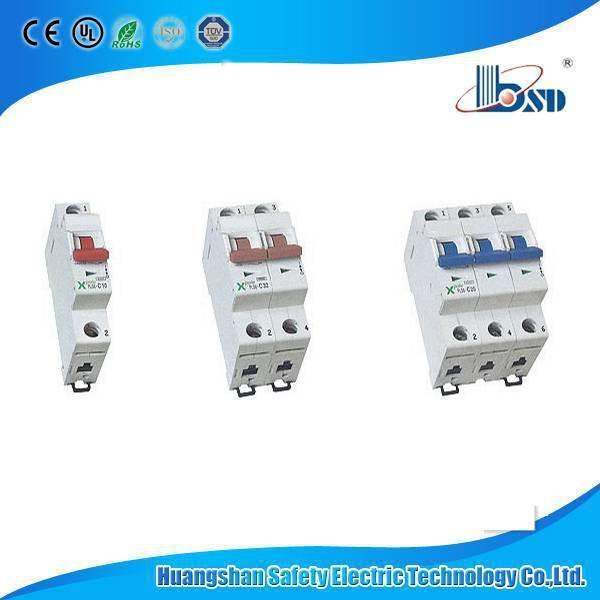 DC Miniature Circuit Breaker MCB L7