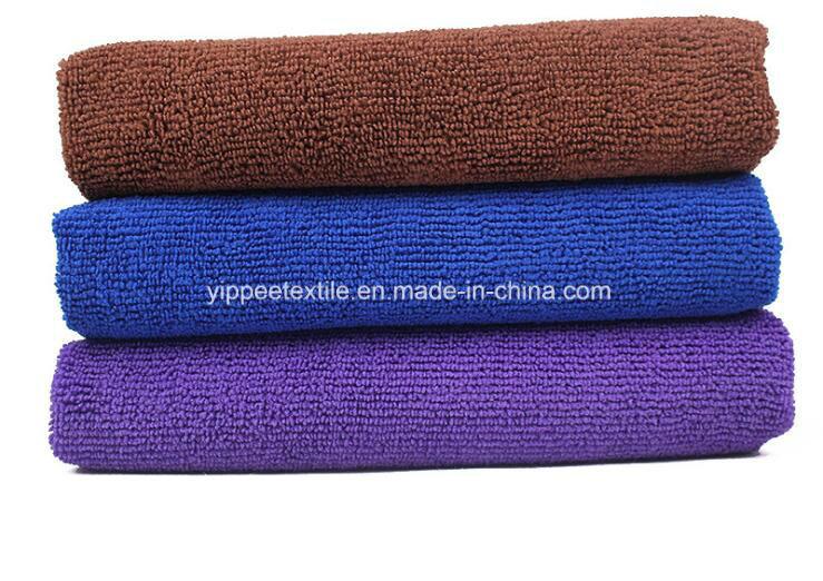 Microfiber Towel, Made of 80%Polyester 20%Polyamide
