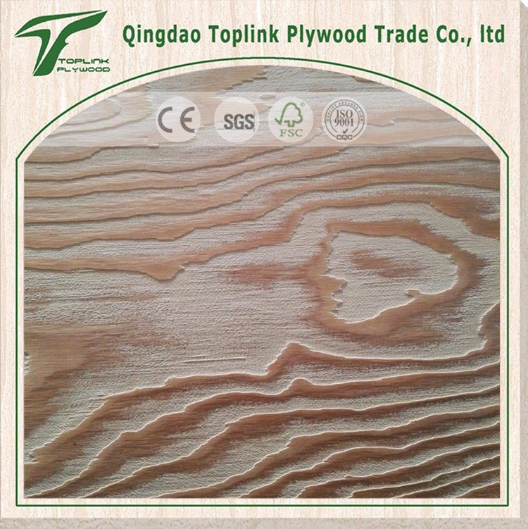 Pine Embossing Plywood for Furniture Usage