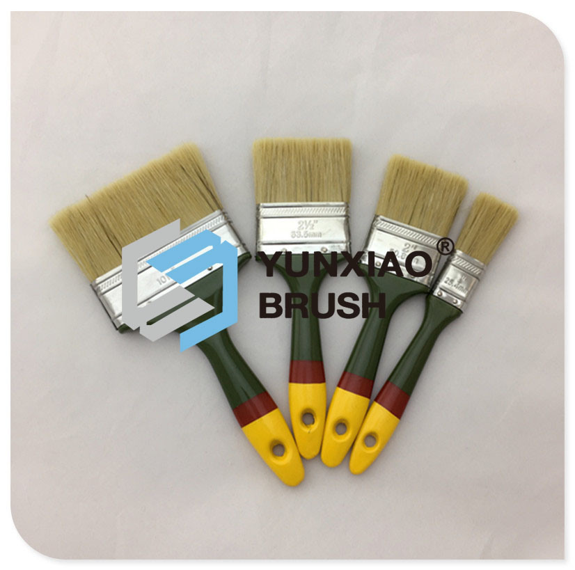 Plastic Handle Paint Brush (YX-PB10)