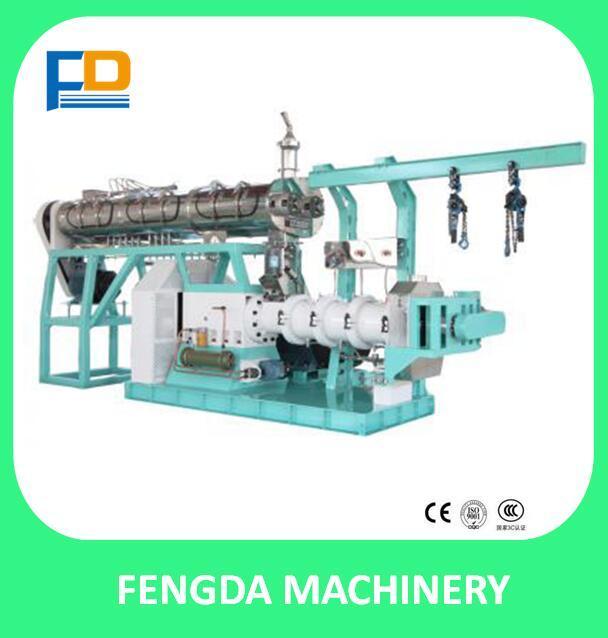 Single Screw Dry Extruder (EXT100G) --Feed Machine-
